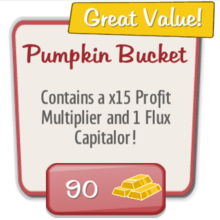 Event Deal Pumpkin Bucket