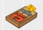 Mouse Trap Badge