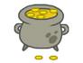 Pot O Gold Badge