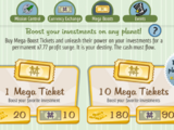 Mega Tickets