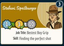Stefani-speilburger