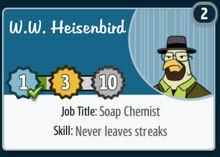 Heisenbird