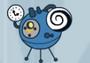 Time Machine Badge