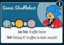 Sanic-shufflefast