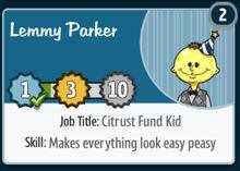 Lemmy-parker