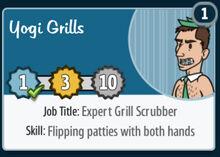 Yogi-grills
