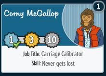 Corny-mcgallop
