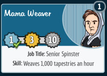 Mama-weaver