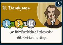 B-dandyman
