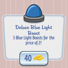 Deluxe Blue Light