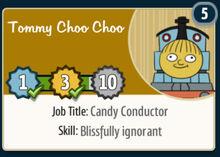 Tommy-choo-choo