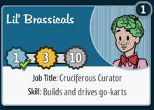 Lil-brassicals
