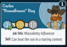 Carlos-roundhouse-ray