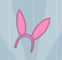 Bunny Ears Badge