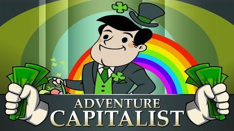 AdVenture Capitalist 3 - Wiosenny deszcz pieniędzy (DarmoGranie)