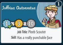 Joffrius-autocratus