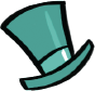 Teal Suit Icon