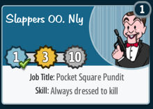 Slappers-oo-nly