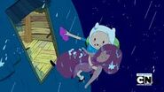 Flame princess rescued