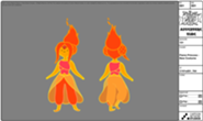Flame princess designs and costumes 14