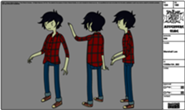 Marshall Lee designs and costumes 2