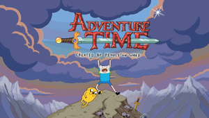 300px-Adventure Time with Finn Jake