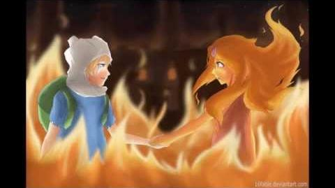 Finn x Flame Princess We Are Young
