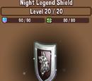 Night Legend Shield