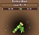 Bamboo Wand
