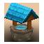 Blue Well