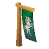 Unicorn Flag