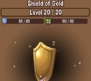 Shield of Gold