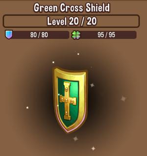 S3GreenCrossShield