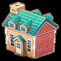 Brick house 6