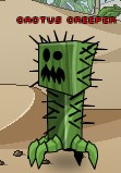 Creeper cactus
