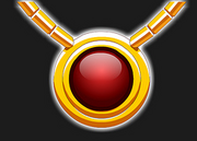 Bronze PvP Amulet