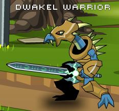 Dwakel Warrior