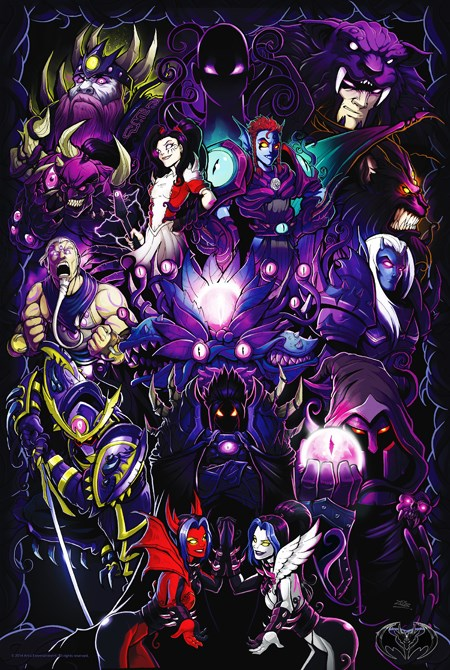13 Lords of Chaos   AdventureQuest Worlds Wiki   FANDOM powered by Wikia