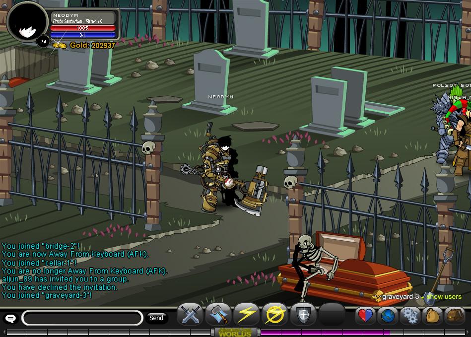 Cemetery | AdventureQuest Worlds Wiki | FANDOM powered by Wikia