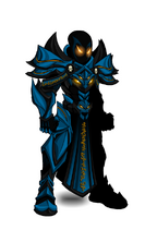 VoidBattleMage Male