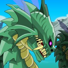 Lake Hydra, the 1st Chaos Beast.
