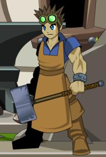 Swordhaven Weapon Smith