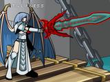 Fiendish Blood Blade