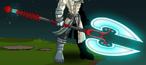 Albedo Battle Axe Normal