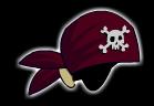 Pirate Bandana 1