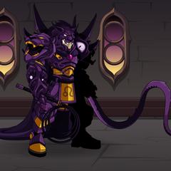 Chaos Maximilian Lionfang, the 11th Lord of Chaos.