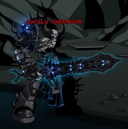 Skull Warrior (Monster)