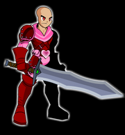 Rouge Armor Male