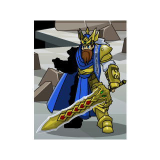 King Alteon.