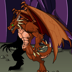 Dracowerepyre, the 5th Chaos Beast.